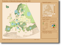 Alternative Energy Production in Europe